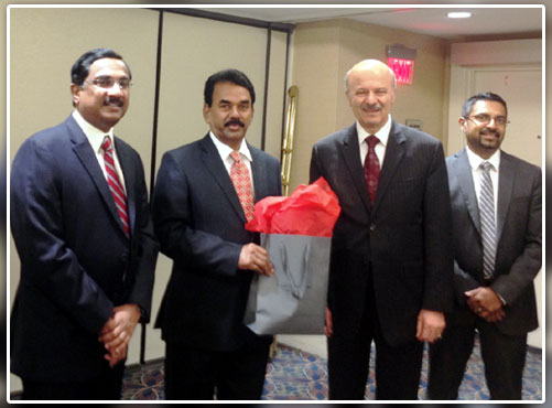 Jupally meets investors in US