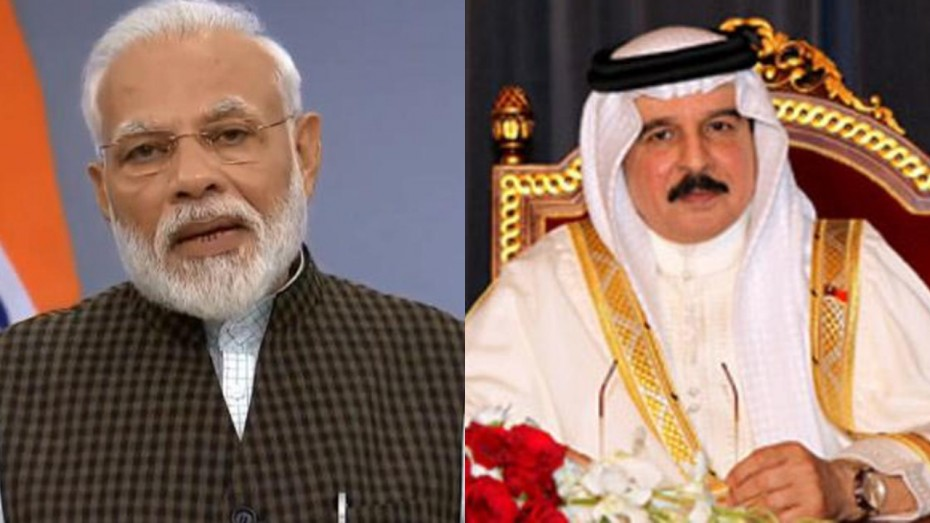 PM Modi, King of Bahrain discuss COVID-19 health crisis