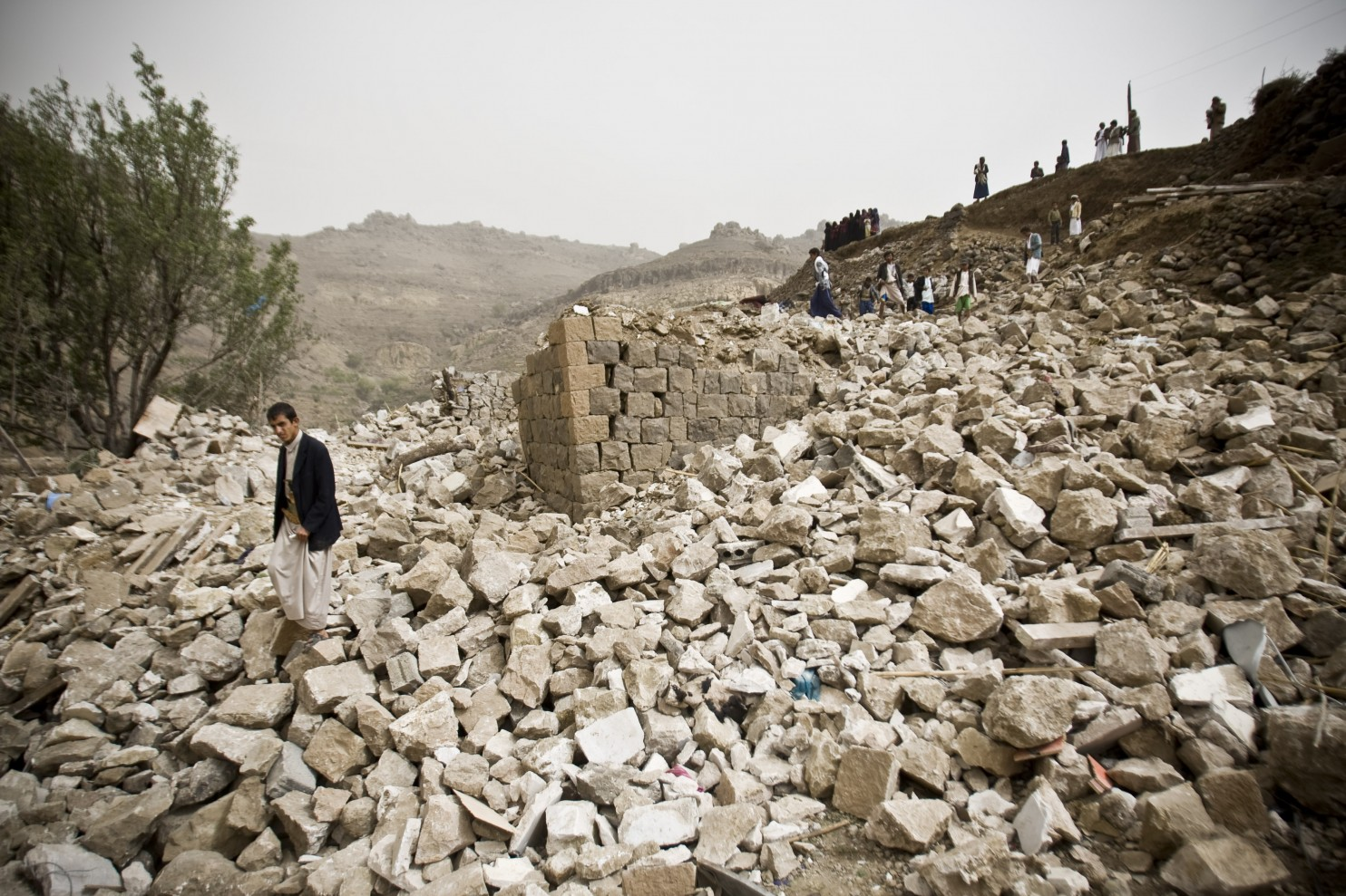 550 civilians killed in Yemen after Saudi airstrikes : UN