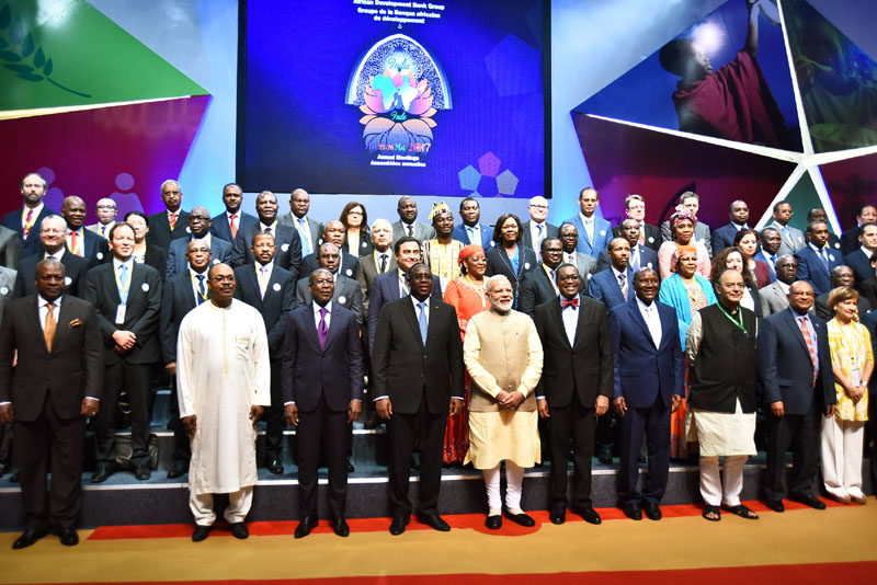 Modi bats for Asia-Africa growth corridor