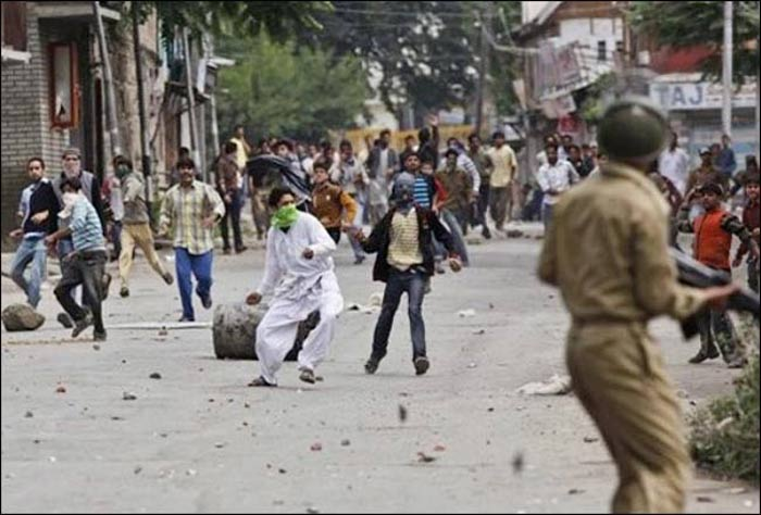 One killed in security forces firing in Srinagar