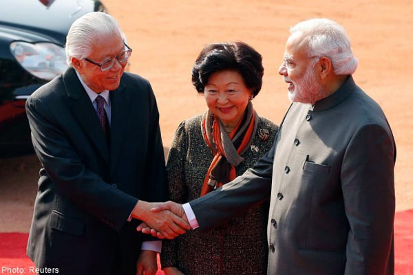 India to complete strategic partnership with S