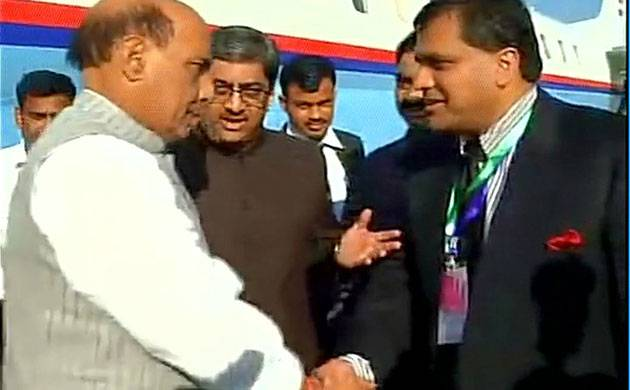 Rajnath Singh to attend 7th SAARC Interior Ministers