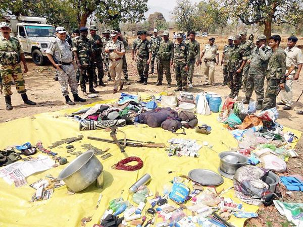 BSF head constable killed in Naxal attack in Chhattisgarh