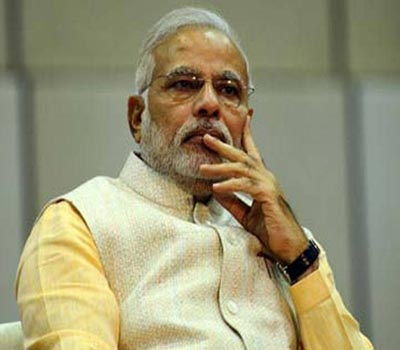 Threats don t work in democracy, PM Modi says in Rajya .