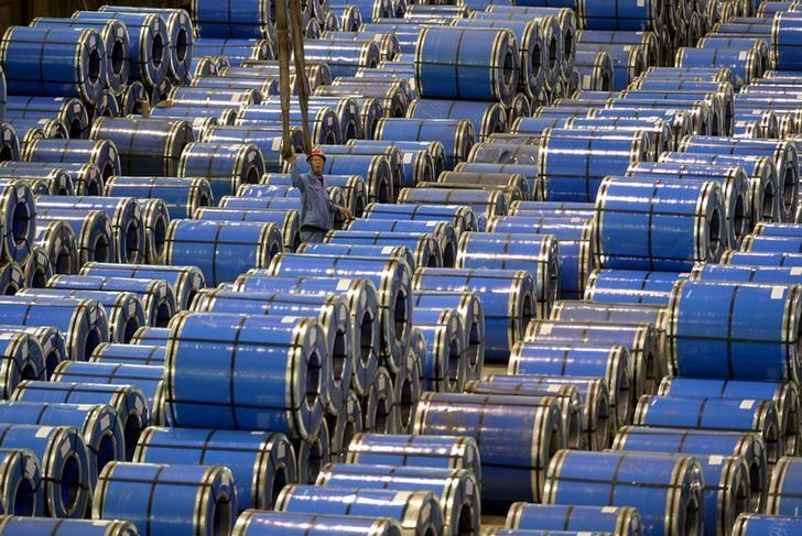 India slaps countervailing duty for period of 5 years on some Chinese steel products