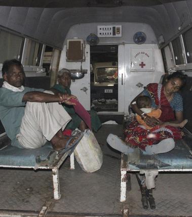 Doctor arrested for Bilaspur sterliation deaths