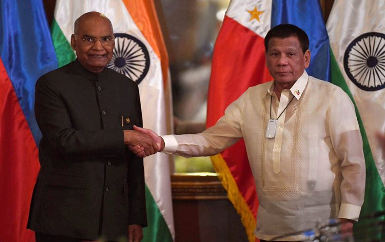 India, Philippines agree to work closely to defeat and eliminate terrorism
