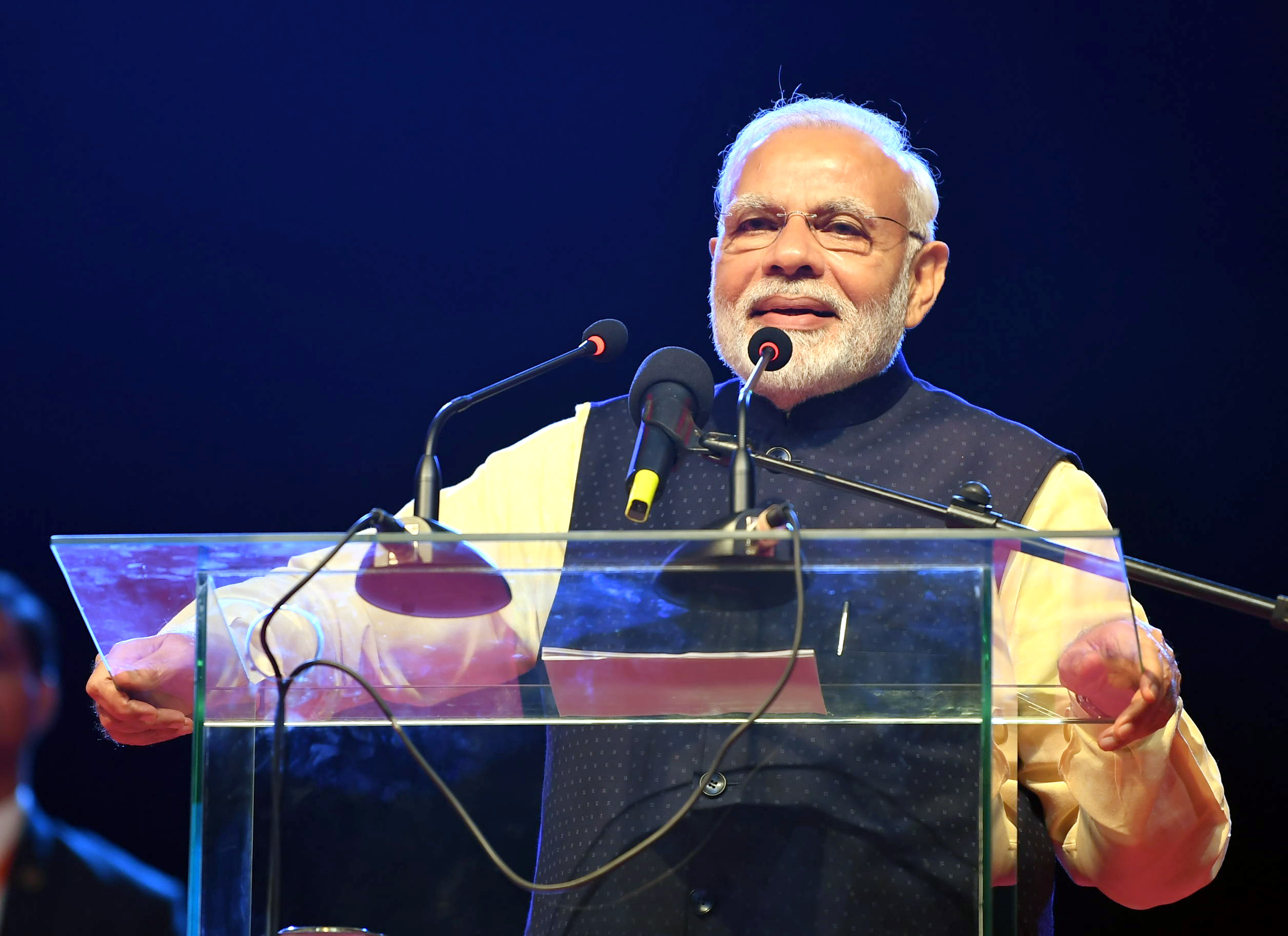 PM Modi says India is emerge as a global manufacturing and start-up hub