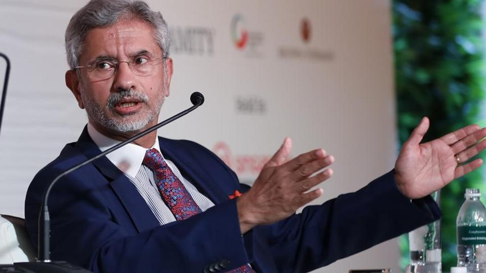 EAM Jaishankar rejects scope for third party mediation between India, Pakistan