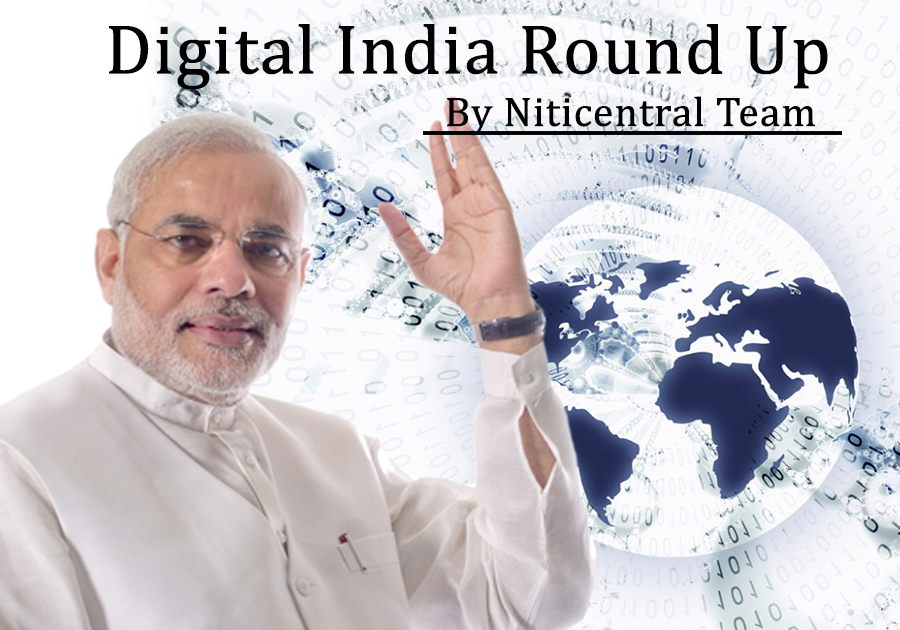 PM Modi launches Digital India