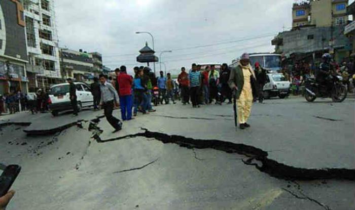 morethanhalfofindiasareavulnerabletoearthquakes