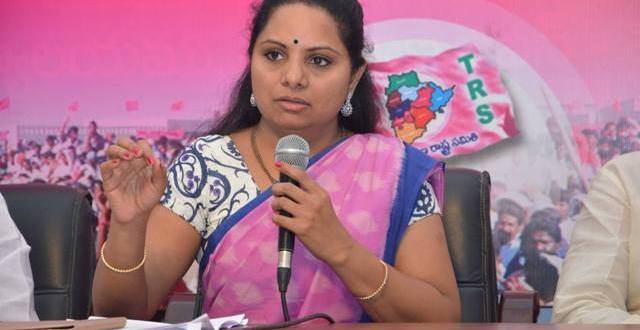 MP Kavitha: Centre giving special treatment to AP