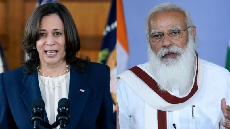 PM Modi to meet US Vice President Kamala Harris today