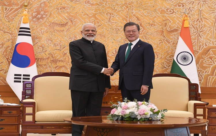 India, South Korea express their commitment to further strengthen bilateral & international coordination against terrorism