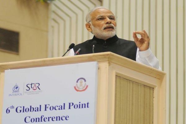 Govt unsparing in punishing the corrupt: PM Modi