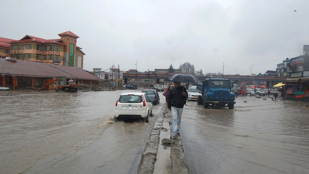 Flood alert in Jammu and Kashmir