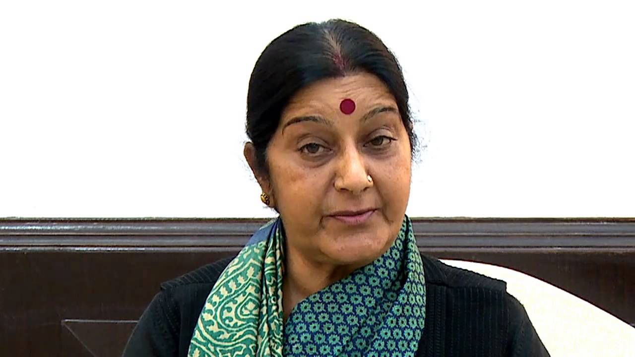 MP government appointed Swaraj