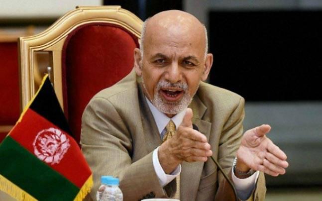 M Venkaiah Naidu meets Afghan President Ashraf Ghani on sidelines of NAM summit