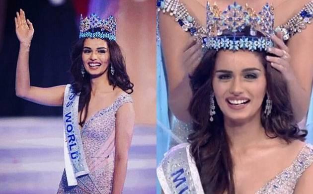 Haryana-born Manushi Chhillar crowned Miss World 2017