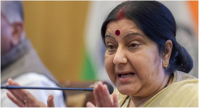 Two Indians abducted in Malaysia rescued: Sushma Swaraj