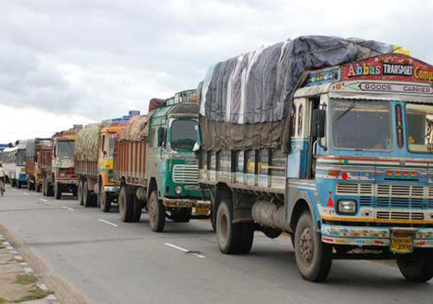 Truckers strike enters 5th day today