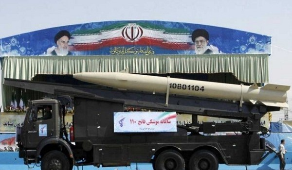 US imposes fresh sanctions on Iran over missile test
