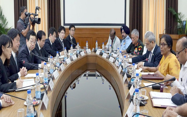 India-Japan agree to expand maritime co-operation to ensure peace in Indo-Pacific region
