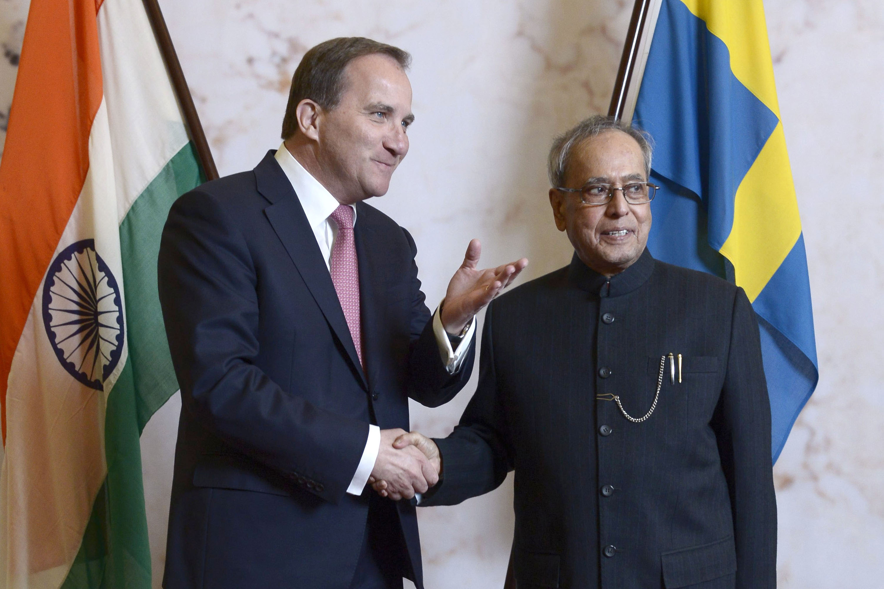 President announces e-tourist visas for Swedish nationals