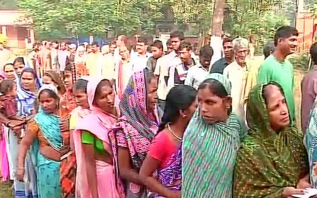 Polling begins for third phase of Bihar elections
