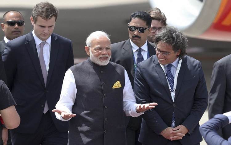PM Modi to address 1st session of G-20 summit today