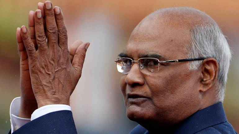 President Kovind reaches Gambia on second leg of three-nation visit