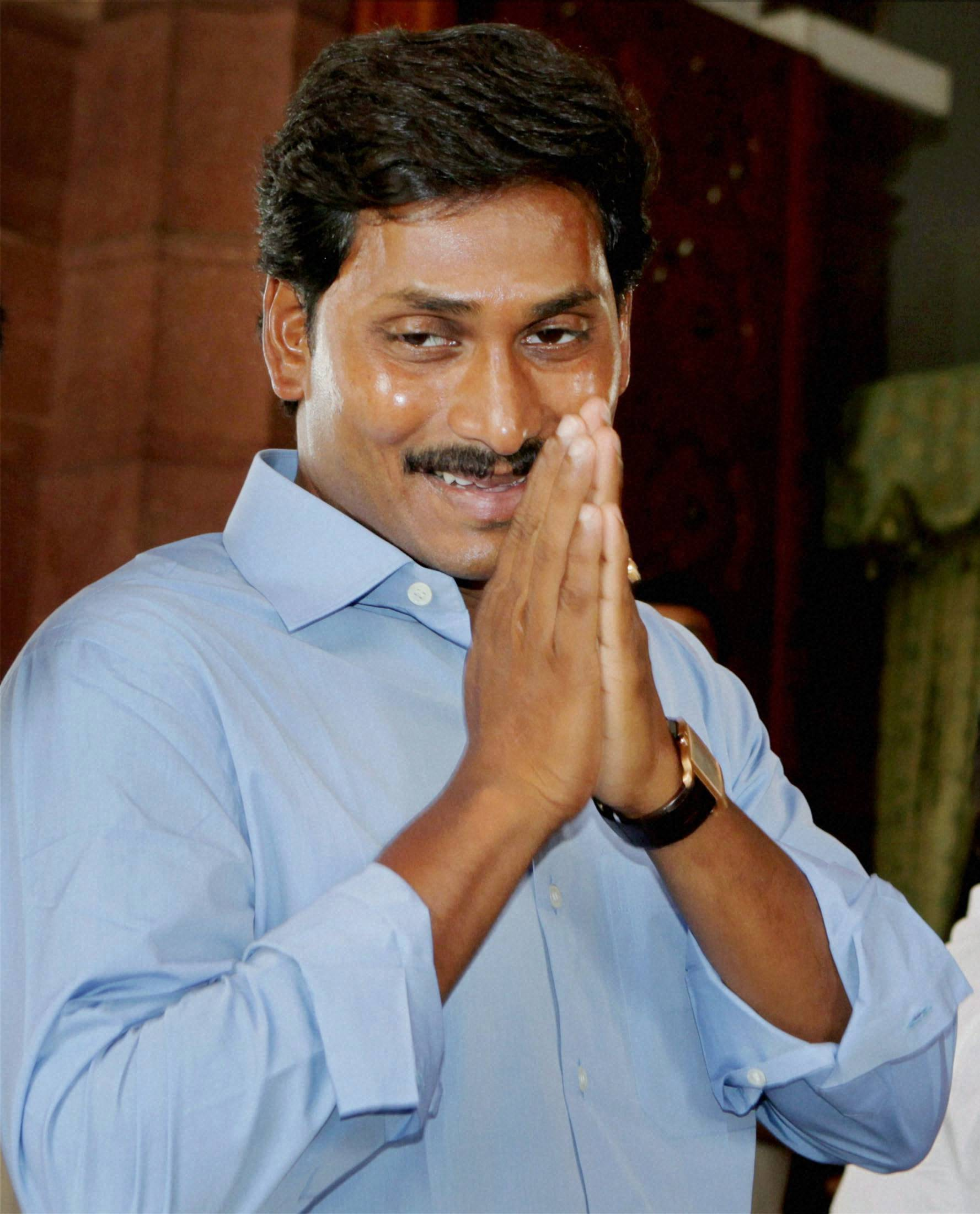 Jagan to launch indefinite fast in Guntur