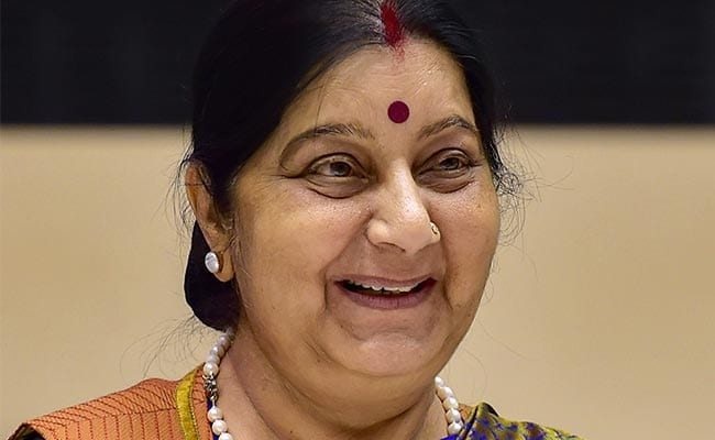 Sushma Swaraj to attend SCO Foreign Ministers meet in Kyrgyzstan today