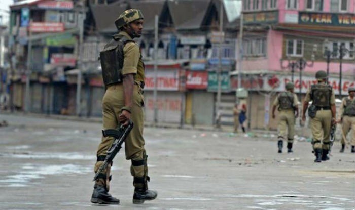 Curfew clamped in Koimoh town in J&K