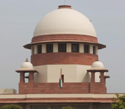 land acquisition ordinance Supreme Court issued notice to Centre