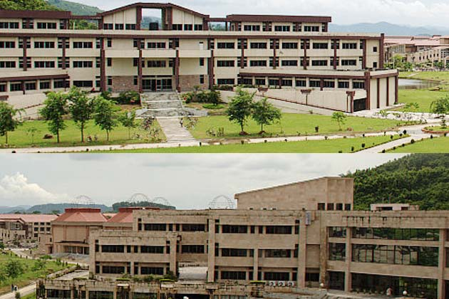 Two Indian institutions among world
