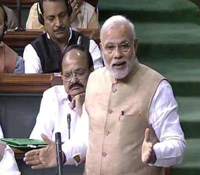 Congress displaying attitude of Emergency days: Modi