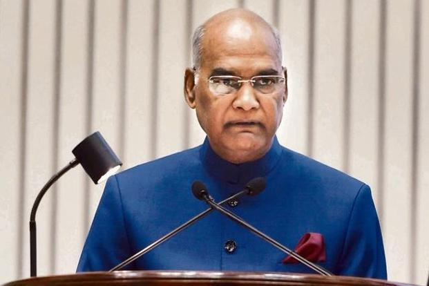 President Kovind to hold talks with his Slovenian counterpart in Ljubljan