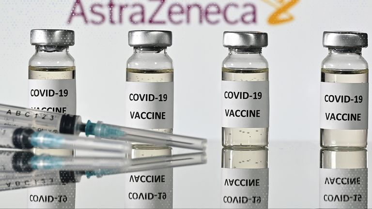 UK to receive 10 million AstraZeneca Covid Vaccine doses from India