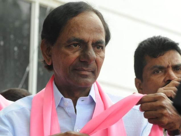 CM KCR leaves China for a 10-day sojourn