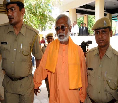 Bail granted, but fear keeps Aseemanand in jail