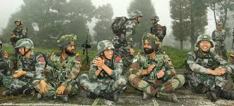 India and China army exercises in Pune in November