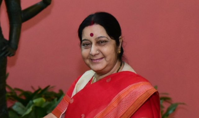 EAM Sushma Swaraj to co-chair 12th session of India-UAE Joint Commission Meeting