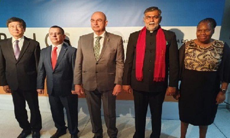 MoS Prahlad Singh Patel participates in BRICS Culture Ministers