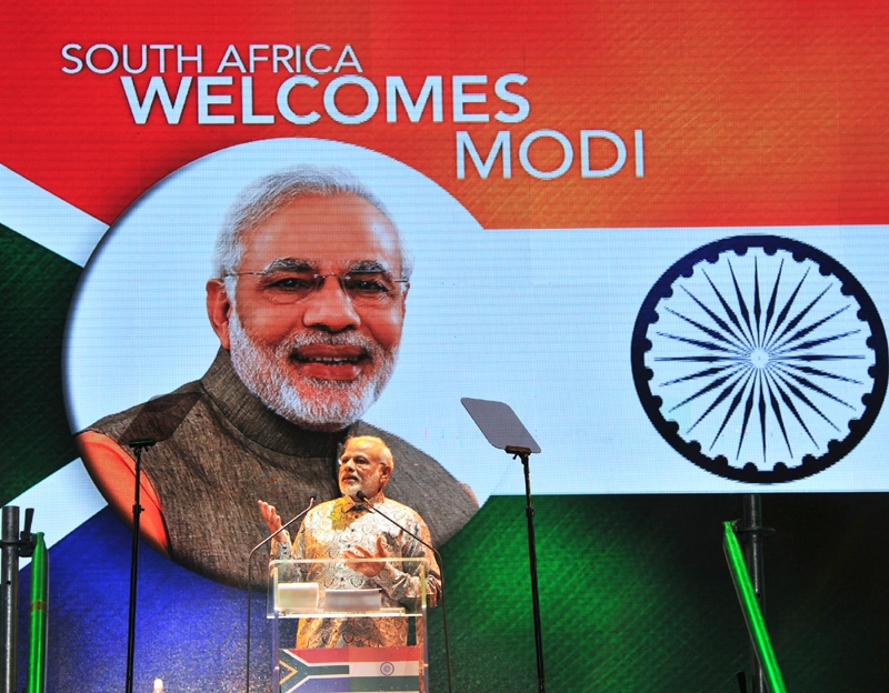India is a land of opportunities for investors: PM Modi