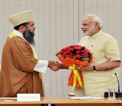 Advise you not to associate yoga with any religion: Muslim leaders to Modi