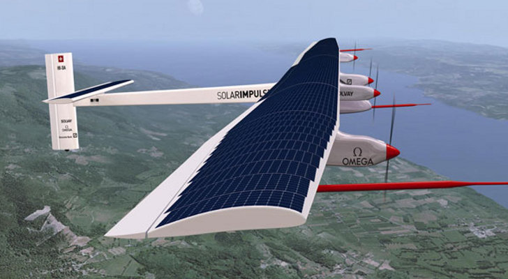 Solar Impulse lands in China after 22-hr flight from Myanmar