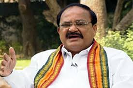 Government ready for improvements in land bill: Venkaiah Naidu