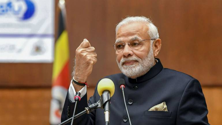 Investment in digital infrastructure crucial for emerging economies: PM Modi